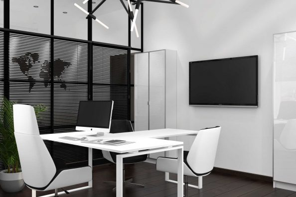 Офис студии «Пятница»